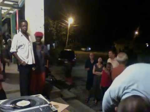 ska and early reggae session at Oldies Wednesday, Drapers, Portland, JAMAICA
