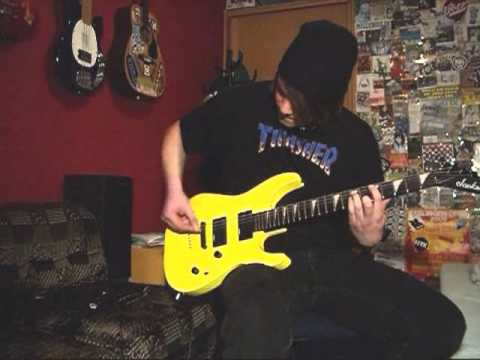 Pennywise - Date with Destiny guitar cover
