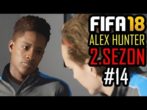 TAM GAZ KUPA VE LİG FIFA 18 ALEX HUNTER 2.SEZON #14