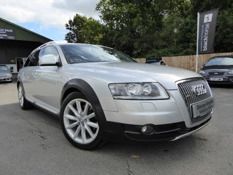 2006 Audi A6 Allroad For Sale at George Kingsley Vehicle Sales, Colchester, Essex. 01206 728888