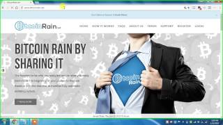 How to sign up bitcoin rain - earn money online