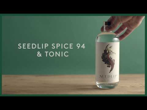 Seedlip Spice Tonic Cocktail Recipe
