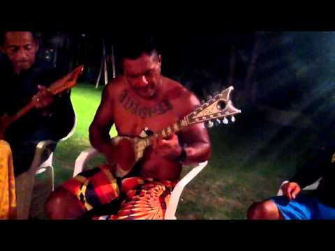 Tahitian Music Artist RENE AVAEPI'I