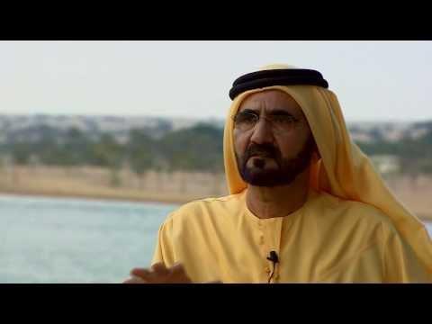 'Assad will go' Sheikh Mohammed interview BBC News