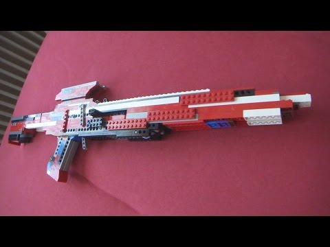 Lego Sniper Rifle V7 Instruction Doovi