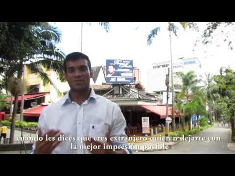 Intern Latin America - Mechanical Engineering Testimonial - Abhinav's Experience