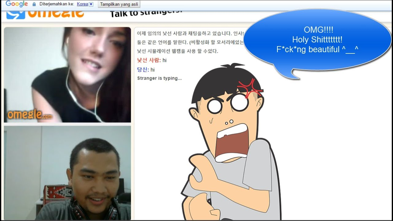 South korea chat omegle Portugal And