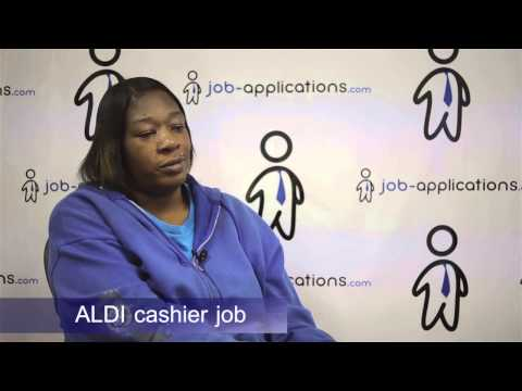 ALDI Interview - Cashier