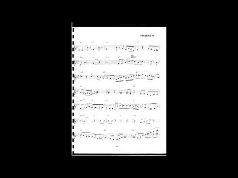 Transcription Of Red Garland's Traneing In Solo