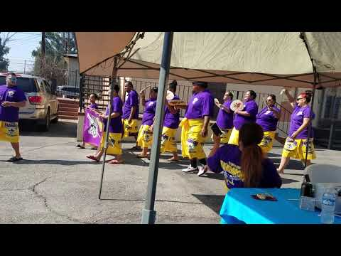 The First Samoan Church of LAUCC Youth Group Parade & Ava Ceremony