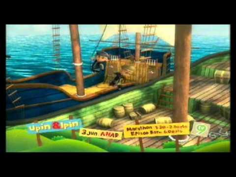 Promo Upin & Ipin (Musim 6) - Kembara Ke Pulau Harta Karun ...