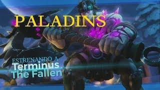 PALADINS | ESTRENANDO AL NUEVO HEROE TERMINUS