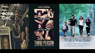 Trailer Thursdays: Gone Girl, Third Person, Wish I Was Here