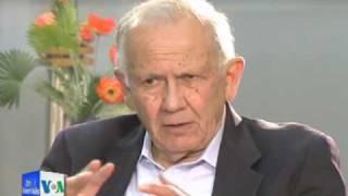 Intervistë me ambasadorin Morton Abramowitz