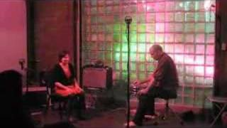 Liz Tonne + Sean Meehan at No Idea Fest 2008