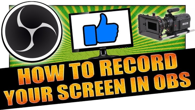 OBS Tutorials ✔️ How To Stream, Record, And The Best