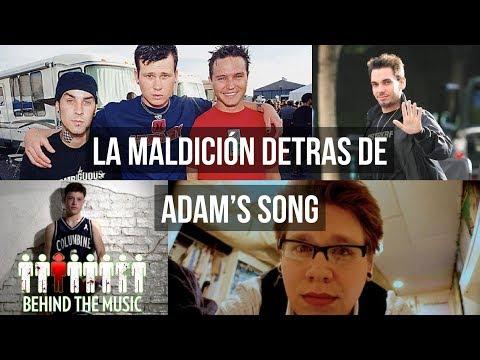 Blink 182 - Adam's Song // Historia Detrás De La Canción