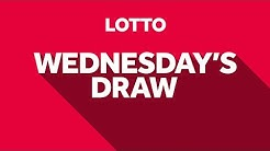 The National Lottery 'Lotto' draw results from Wednesday 20th May 2020