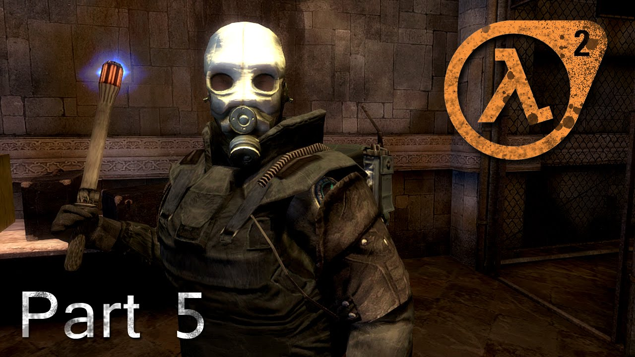 Half Life 2 - Cinematic Mod - Part 5 - YouTube