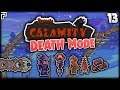 Eater of Worlds & Making My OWN Crimson!   Terraria Calamity Mod Death Mode Let's Play [Episode 13]