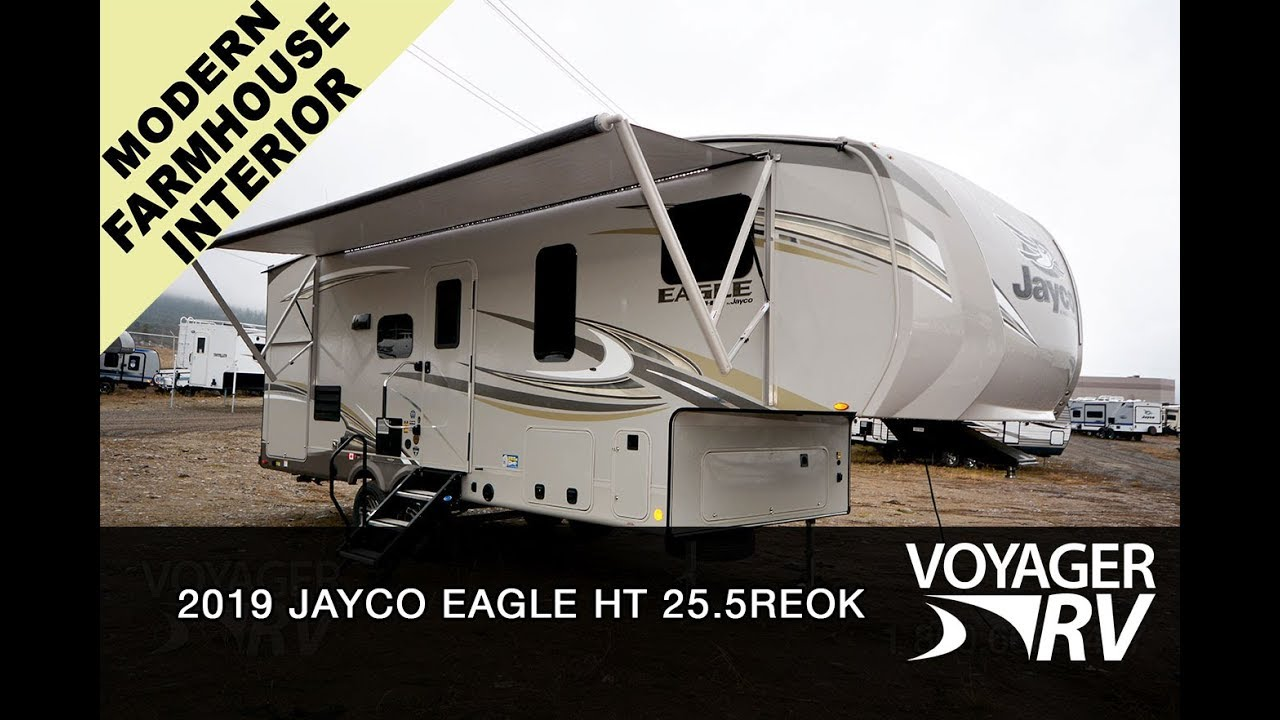 For Sale: New 2019 Jayco Eagle HT 25.5REOK 5th Wheels ... on