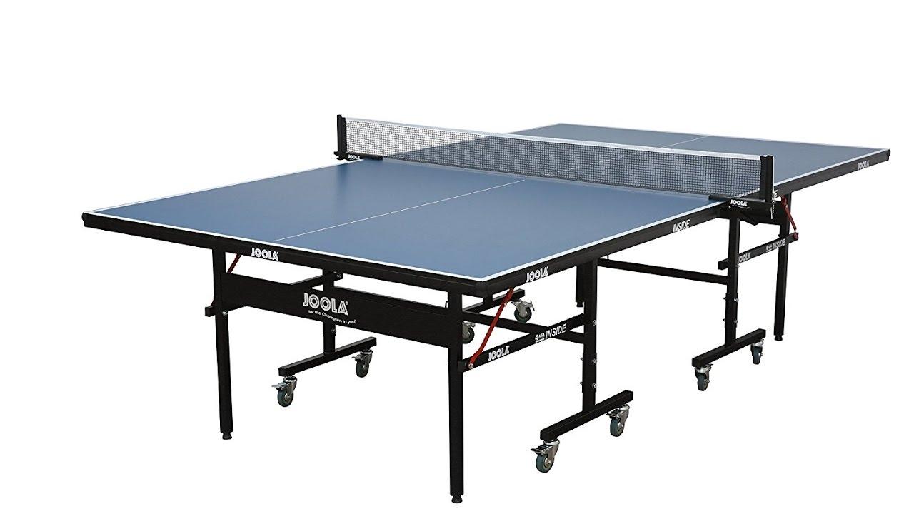 JOOLA Inside Table Tennis Table With Net Set || JOOLA Inside Table Tennis  Table Review || Amazon