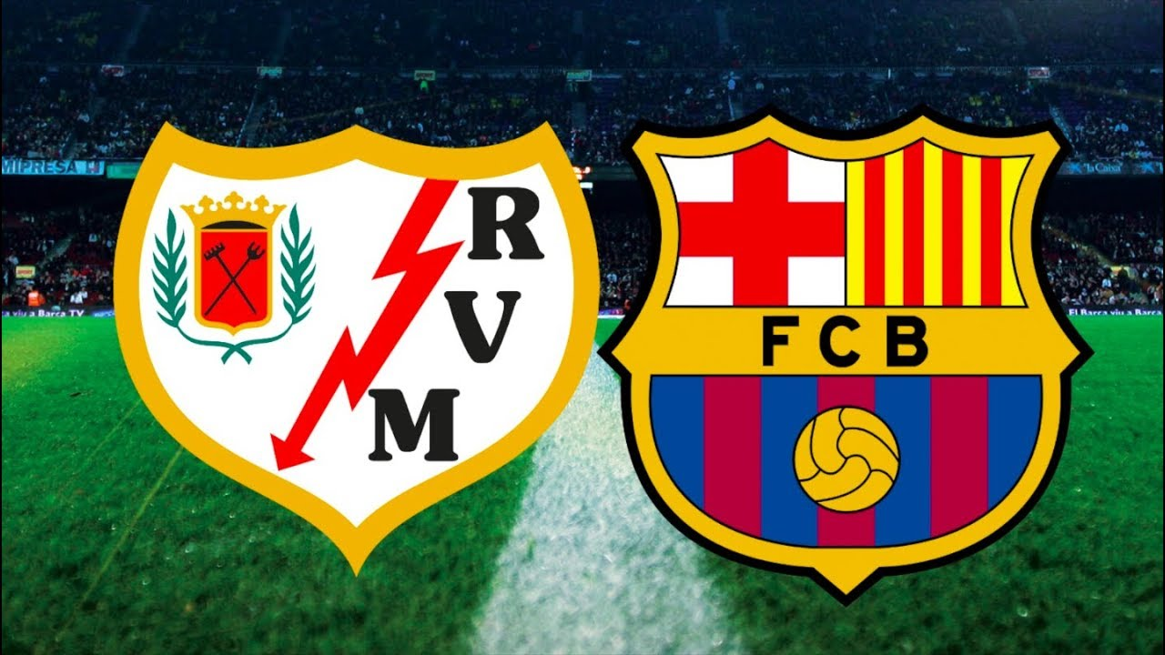 It's been 19 years since rayo beat barcelona and they did so against a side who have scored only one away goal all. Rayo Vallecano Vs Barcelona La Liga 2018 Match Preview Youtube