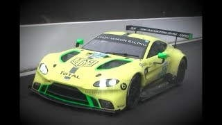 Aston Martin Gears up for Algarve Night Race Videos