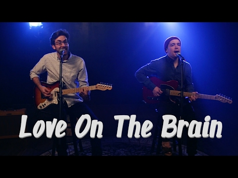RIHANNA - Love on The Brain - COVER Nick...