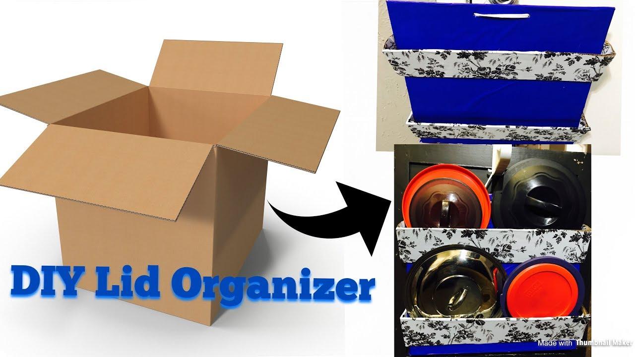 Diy Kitchen Organization Idea Without Spending Money