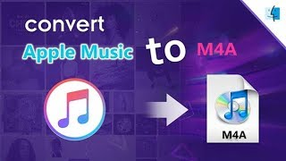 How to Convert Apple Music M4P to M4A (Unprotected AAC)
