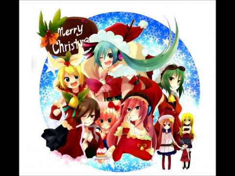 VOCALOID christmas songs