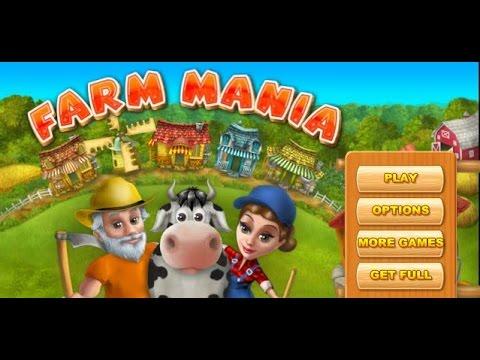تحميل لعبة farm mania