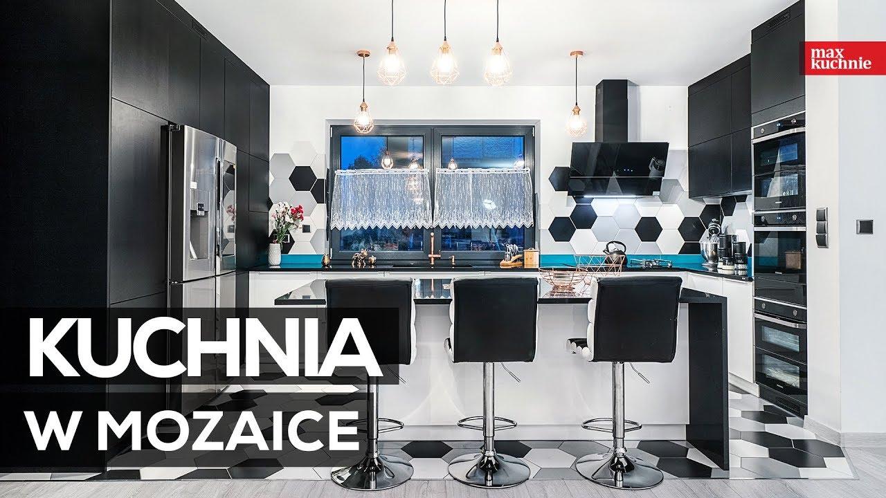 Kuchnia W Mozaice Max Kuchnie Studio Mebli Slonex Rabka Zdroj Youtube