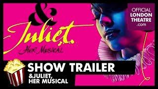 &Juliet, Her Musical - Max Martin Trailer