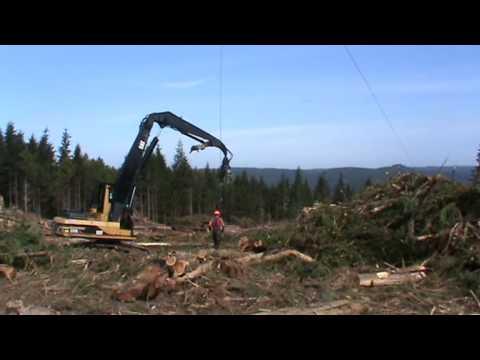 Dennis Hayes Logging - America Trip - A & R Loggin...