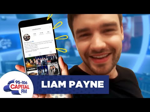 Liam Payne Discusses Re-Activating One Direction's Instagram 📸 | FULL INTERVIEW | Capital
