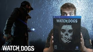 Game Unboxing - Watch Dogs [Limited Edition]