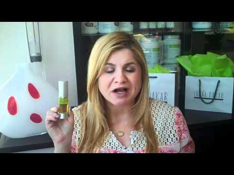 Sonya Dakar's NEW Organic Omega Booster by Mimi Dakar Berry