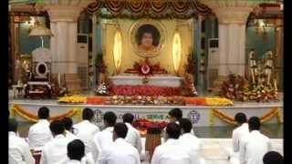 Radio Sai Live: Ganesh Chaturthi Celebrations (Morning) at Prasanthi Nilayam - 09 Sept 2013