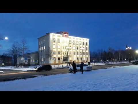 г Поронайск февраль 2019 г