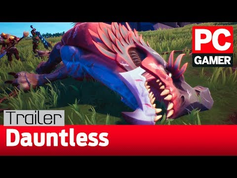 Dauntless - Forging A Legend trailer