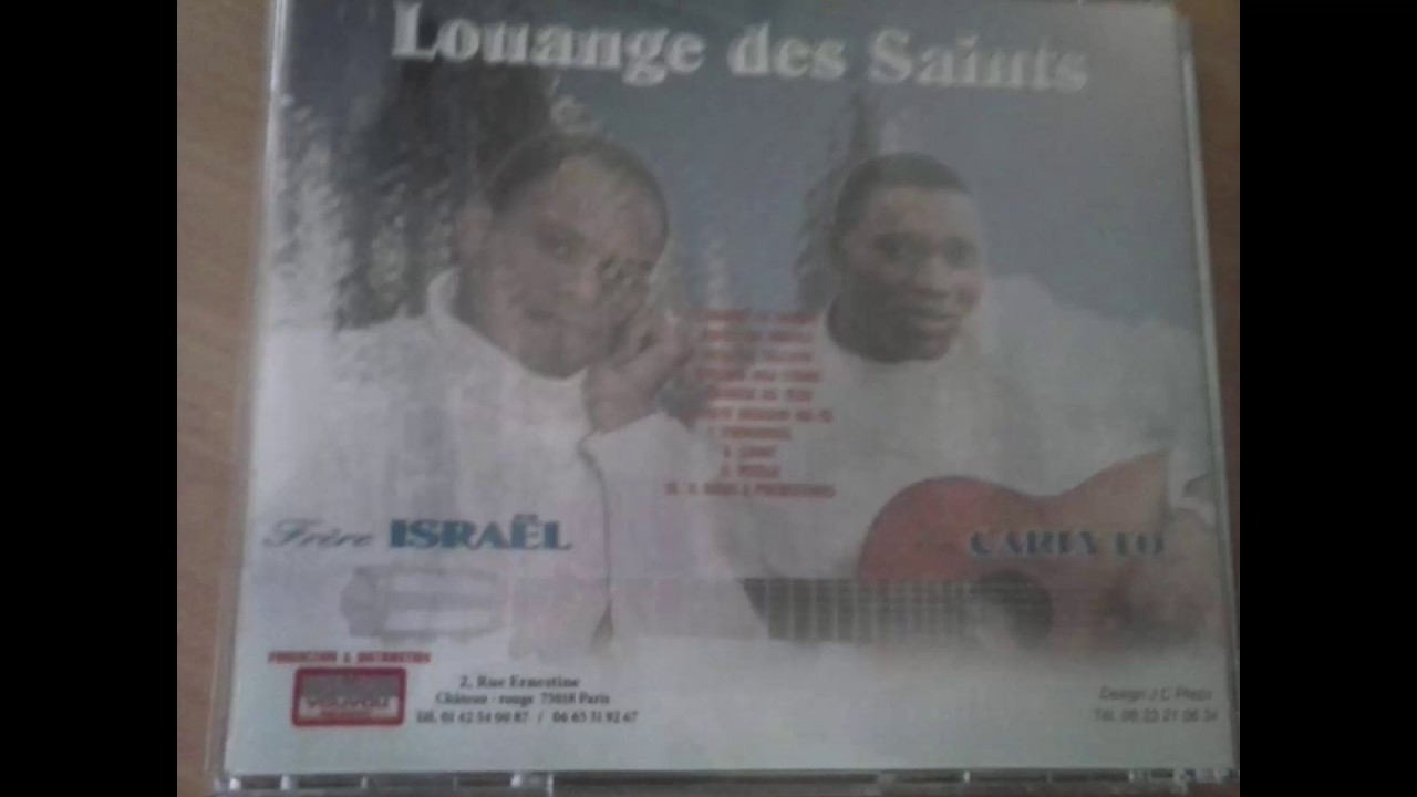 Fr Carlyto & Fr Israël - Louanges des Saints