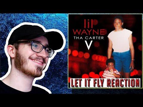 "Lil Wayne ""Let It Fly"" (feat. Travis Scott) - REACTION/REVIEW"