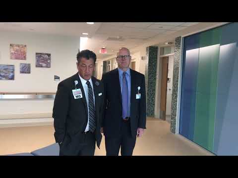 Tour Of New Summa Health Tower