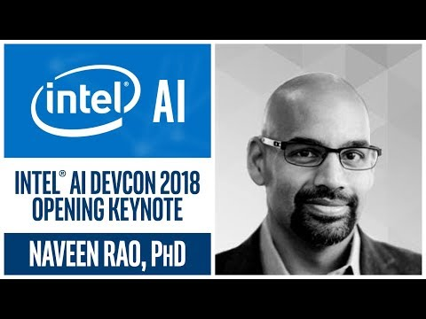 Breakthrough Theory, AI in Action | AIDC 2018 | Intel AI