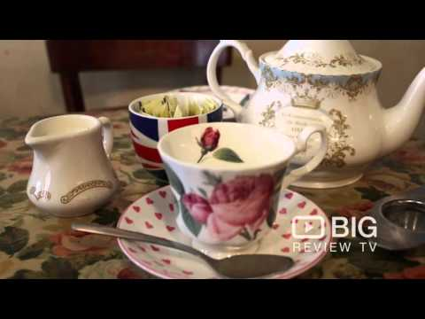 Tea & Sympathy Cafe Restaurant New York for Afternoon Tea or British Food