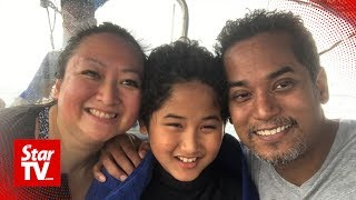 Khairy and Nori open up about their autistic child