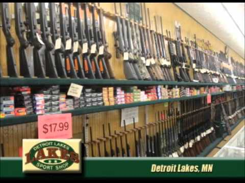 Detroit Lakes Minnesota's Lakes Sport Shop On Our Story's The Tourists