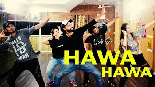 Hawa Hawa dance Performance | Mubarakan | Bollywood dance Choreography